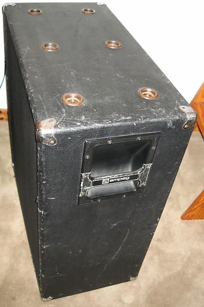 ampeg b40 v4 vintage 4x10 bass guitar cabinet upgraded reverb. Black Bedroom Furniture Sets. Home Design Ideas