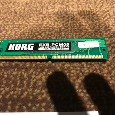 KORG  EXB-PCM05-Vintage Archives  ( for Karma & Triton keyboards)