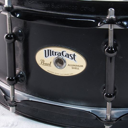 pearl ultracast snare drum 14 music go round reverb. Black Bedroom Furniture Sets. Home Design Ideas