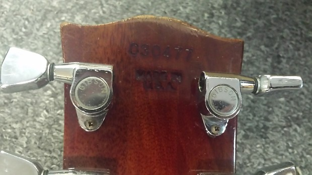 Dating gibson sg serial number