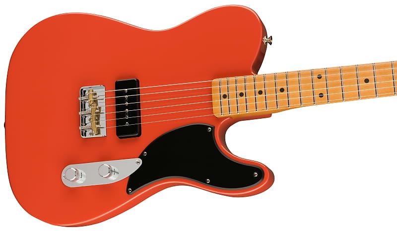 Fender Noventa Telecaster in Fiesta Red