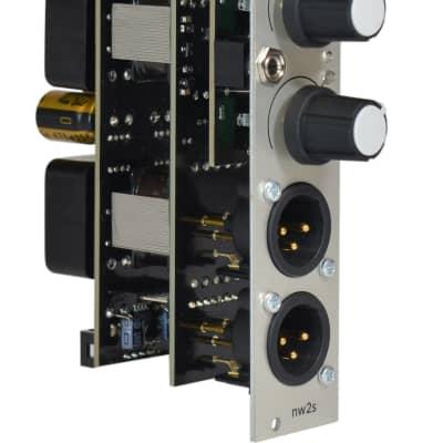 nw2s::o2-990 Discrete Transformer Balanced Dual Output