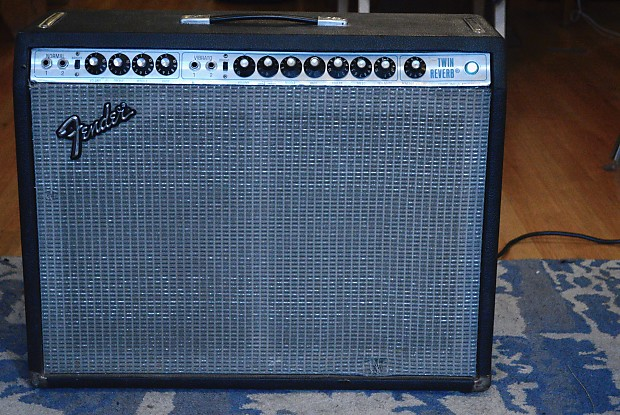Dating Your Fender Amp