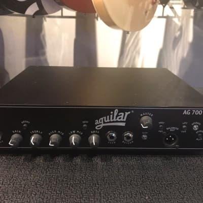 (C7815) Aguilar AG700 Bass Head w/ Box for sale