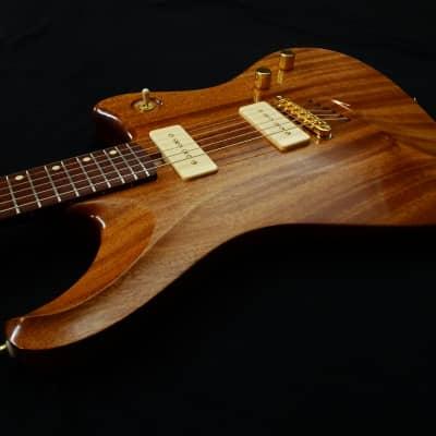 """Rukavina Mahogany J Model 25"""" Offset Guitar"""
