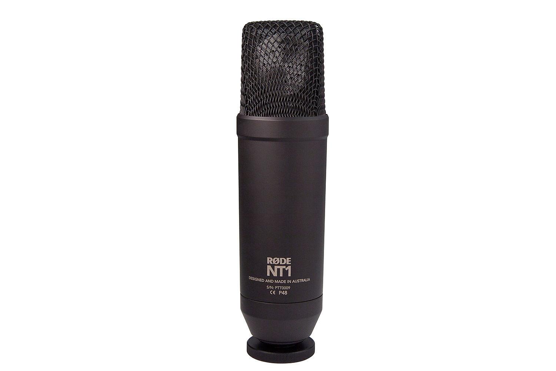 rode nt1 large diaphragm cardioid condenser microphone reverb. Black Bedroom Furniture Sets. Home Design Ideas