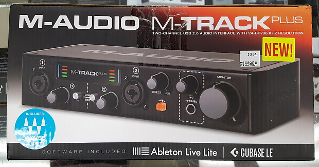 m audio m track plus audio interface 2015 black m audio reverb. Black Bedroom Furniture Sets. Home Design Ideas
