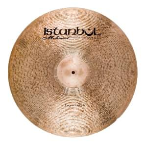 """Istanbul Mehmet 20"""" Legend Dark Ride Cymbal w/ Rivets"""