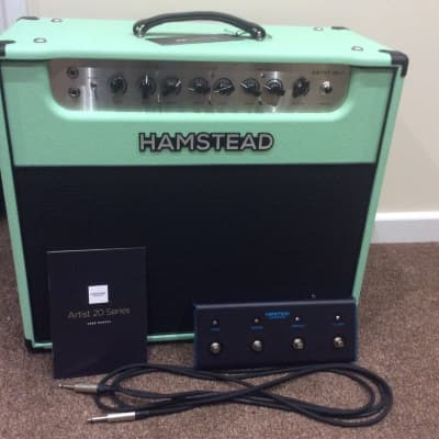 Hamstead Artist 20+RT 2017 Surf Green for sale