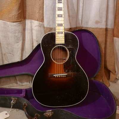 Gibson L-C Century of Progress 1933 Sunburst for sale