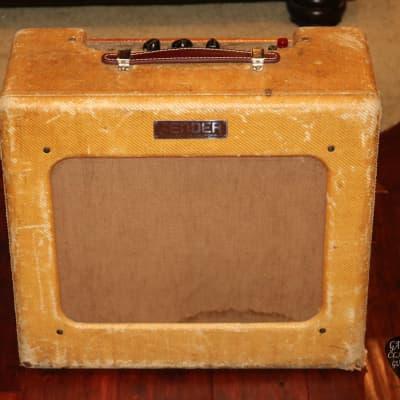 Fender  Deluxe  1951  Tweed