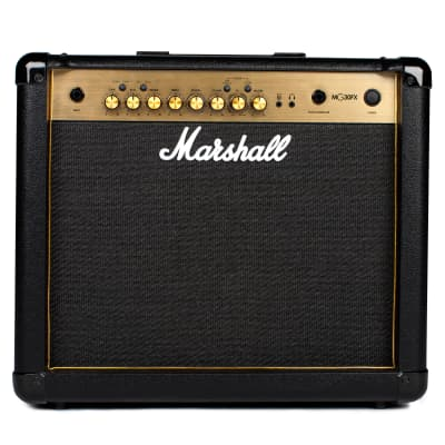 "Marshall MG30GFX 4-Channel 30-Watt 1x10"" Guitar Combo with Effects"