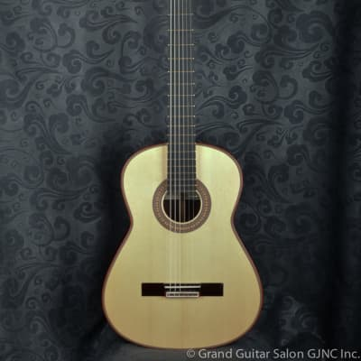 Roberto Rozado Concert Classical Spruce top Guitar/Elevated Neck for sale
