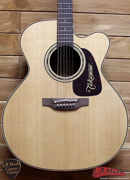 Takamine Pro Series 5 P5jc Jumbo Body Acoustic Electric