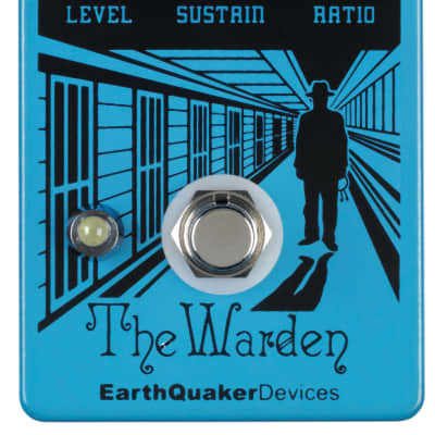 Earthquaker Devices Warden Optical Compressor for sale