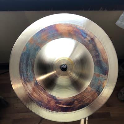 "Cymbalheaven.biz 8.5"" 238g 2021 Traditional"
