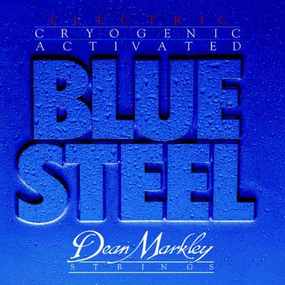 Dean Markley 2558 Blue Steel Electric Guitar Strings - Light Top/Heavy Bottom (10-52)