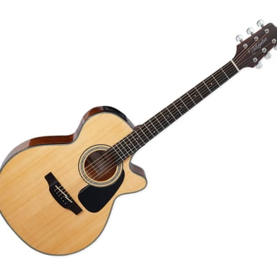 Takamine GF30CENAT Cutaway Acoustic/Electric Guitar - Natural for sale