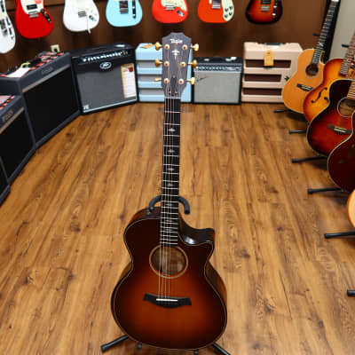 Taylor 614ce Builders Edition Wild Honey Burst