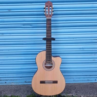 Stagg - SCL70 TCE NAT Electro Acoustic Classical Guitar for sale