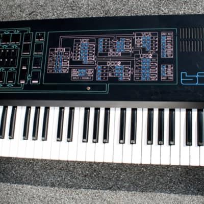 Crumar Bit 99 synth poly RARE bit99 mono