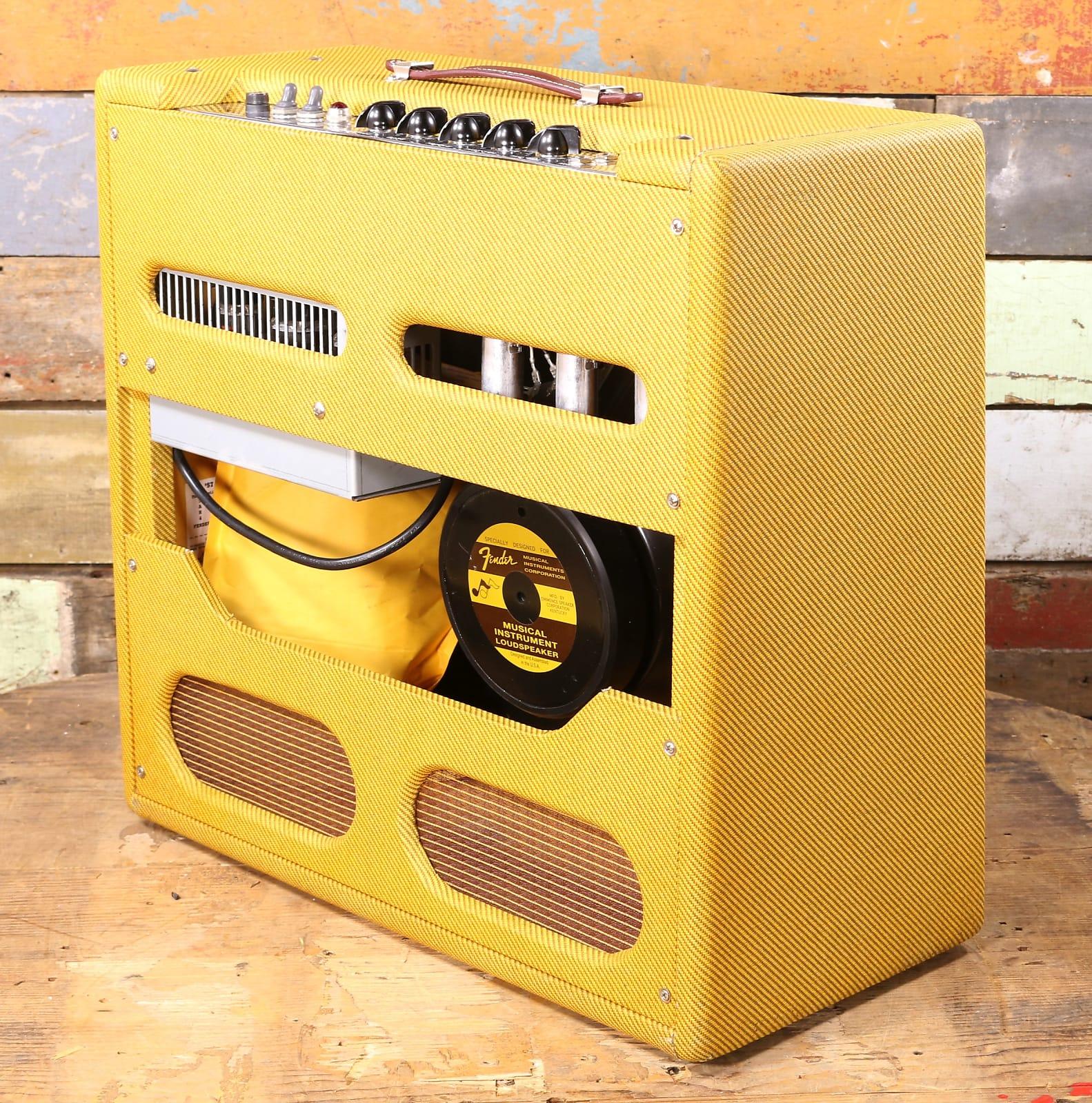 Amp Tube Charts Fender Acoustasonic Pro Amplifier Schematic Diagram B Stock 57 Custom 26 Watt 1x15 Guitar
