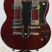 Gibson EDS-1275 1996 Cherry image