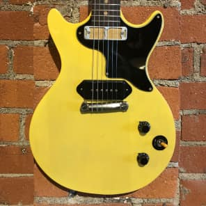 Ronin  Mule  TV Yellow Guitar #001, First one lovingly made for sale