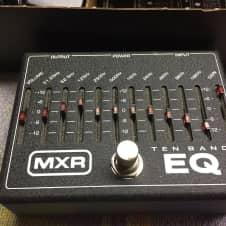 MXR M108 2010's Blk