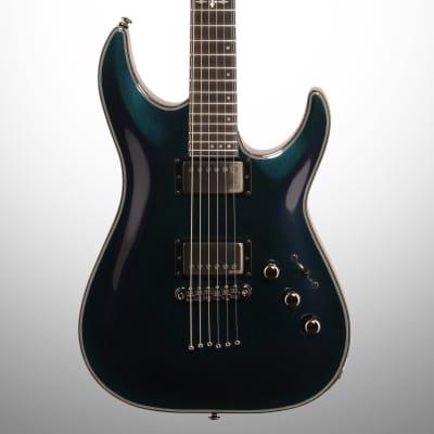 Schecter Hellraiser Hybrid C-1 Electric Guitar, Ultra Violet