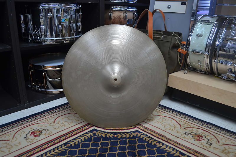 1960s zildjian 20 avedis ride cymbal reverb. Black Bedroom Furniture Sets. Home Design Ideas