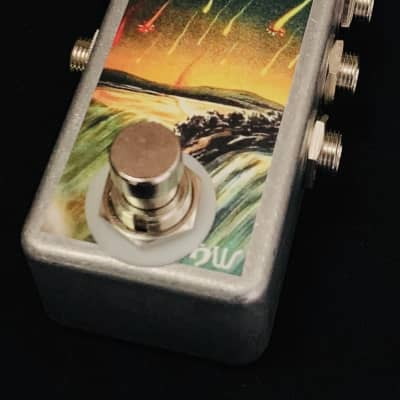 Saturnworks A/B Double Looper True Bypass 2 Loop Guitar Pedal - Handcrafted  in California!