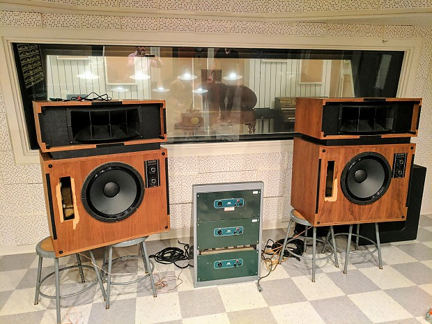 Altec Model 19 (Bob Ludwig mastering speakers)