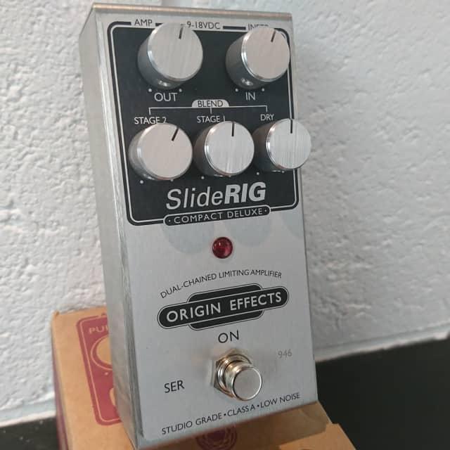 Origin Effects SlideRIG Compact Deluxe image