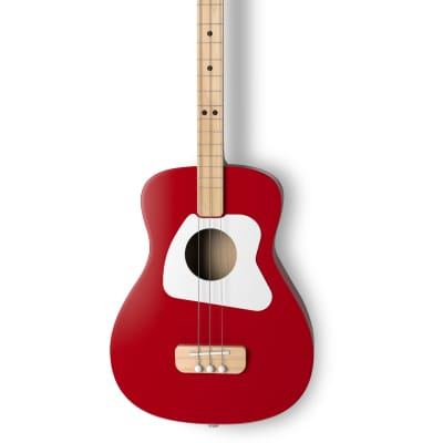 Loog Pro Acoustic - Red / Guitar for sale