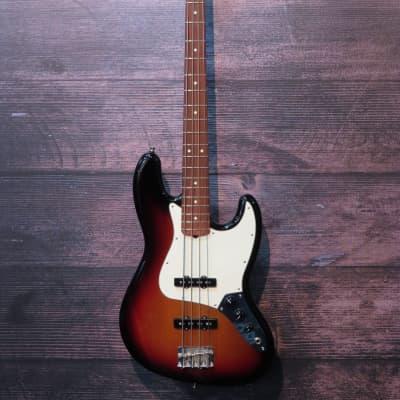 Fender American Special Jazz Bass 3-Color Sunburst for sale