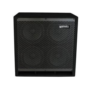 "Warwick WCA410-4 4x10"" 400-Watt 4 Ohm Bass Cabinet"