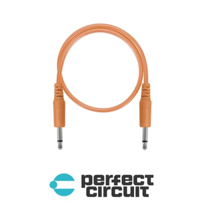 Glow Worm 50cm Glow-in-the-Dark Cable - Orange