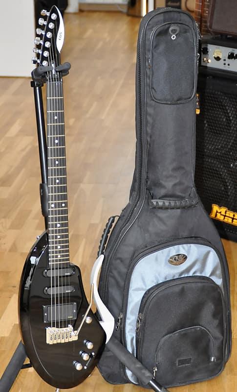 2008 limited hohner egs ergonomic guitar black w gigbag emg reverb. Black Bedroom Furniture Sets. Home Design Ideas