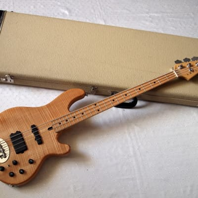 Lakland  44-94 Deluxe  2005 Natural for sale