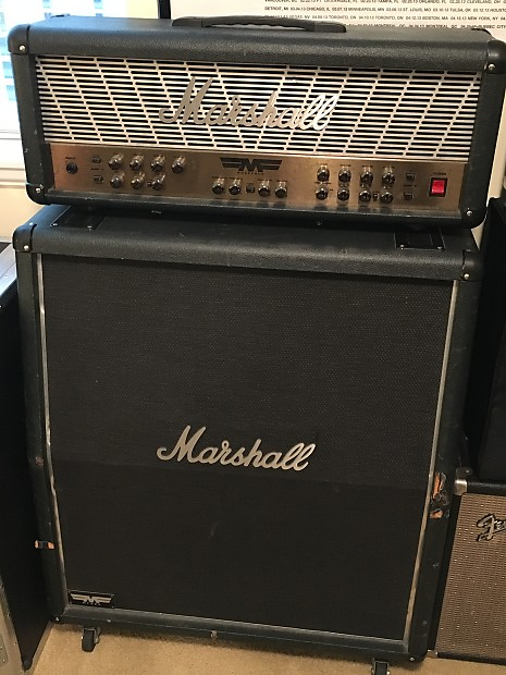 Marshall Mode Four MF350 MF280 | Plans & Disguises | Reverb