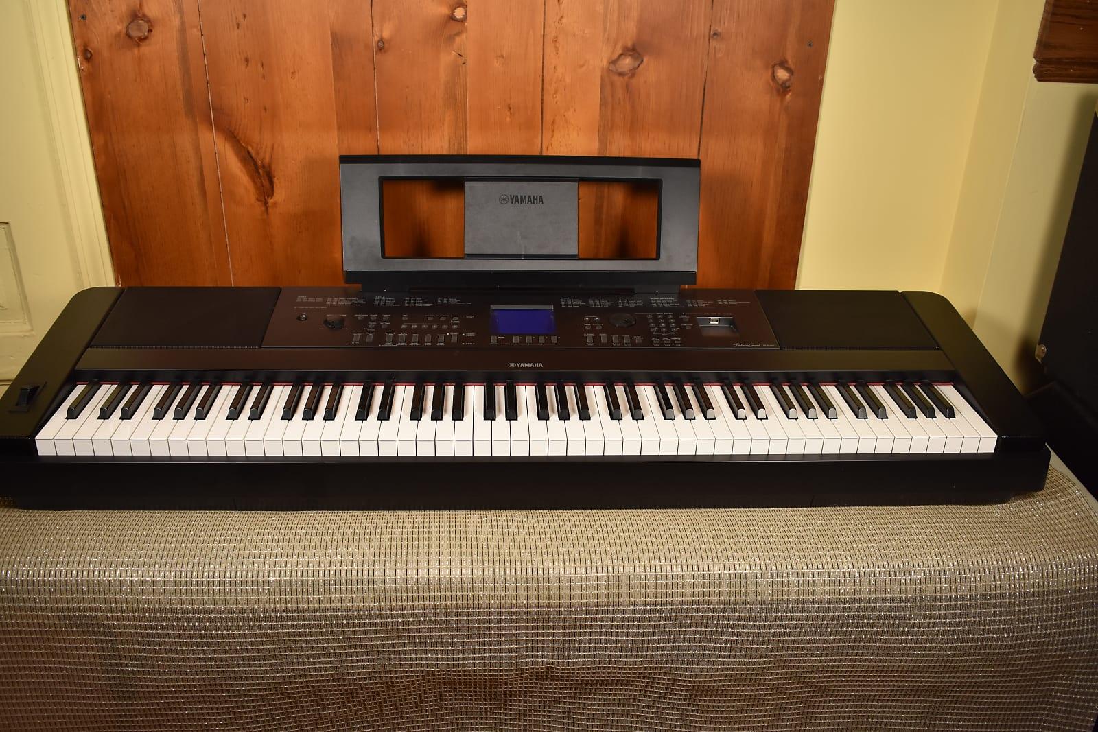 Yamaha DGX-660 Portable Grand
