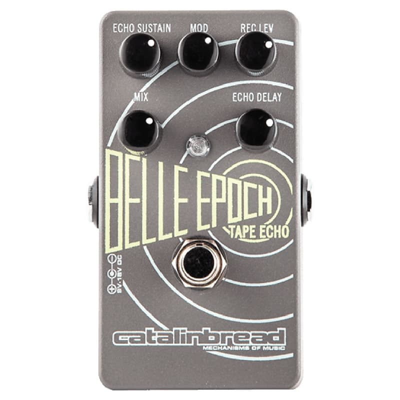 Catalinbread Belle Epoch EP3 Tape Echo Emulation Delay Effects Pedal