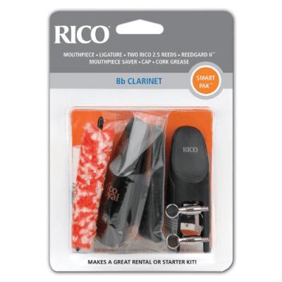 Rico Smart Pak - Bb Clarinet
