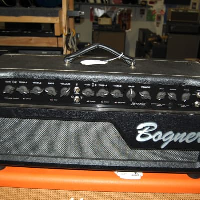 Bogner Alchemist 2-Channel 40-Watt Guitar Amplifier Head for sale