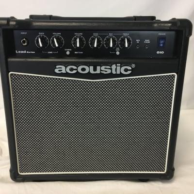 Acoustic G10 10w Combo Amp image
