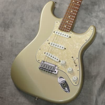 Fender USA American Stratcaster Texas Special Shoreline Gold - Shipping Included* for sale