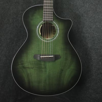 Breedlove Oregon Concerto Emerald CE Limited Edition Acoustic-Electric Guitar for sale