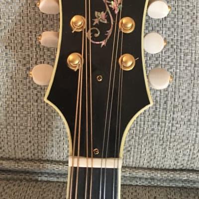 Fletcher Brock F5 Mandolin for sale