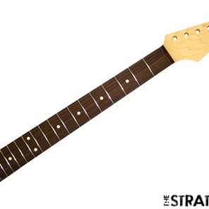 NEW Fender Lic Allparts Stratocaster NECK Strat Rosewood Vintage Finished SRF for sale